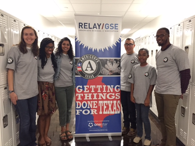 Relay and AmeriCorps